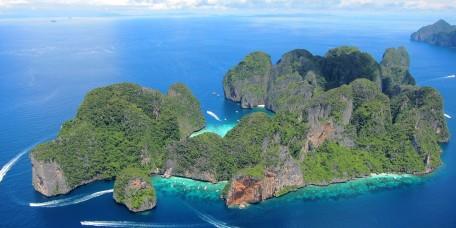 Пхи-Пхи, Тайланд - отдых на архипелаге, обзор тура