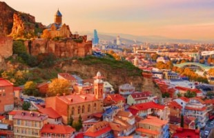 Горящие туры в Грузию из Алматы