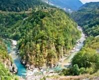 Рафтинг на реке Тара