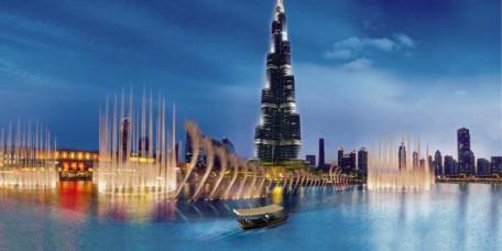 Достопримечательности ОАЭ (Эмиратов)