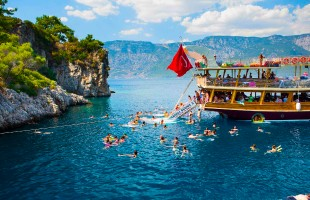 Горящие туры в Турцию из Алматы