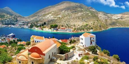 Купить путевку в Грецию из Алматы